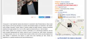 La gentile clientela   WikiEventi Milano