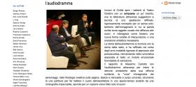 Incroci di Civiltà 2015  Scrittura e narrazione sonora  Massimo Carlotto e l audiodramma