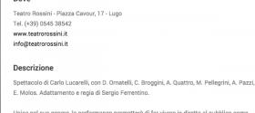-RadioGiallo  al Rossini   Ravenna Eventi   Scheda Evento