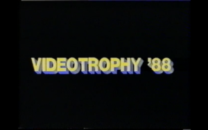Border Trophy 1988